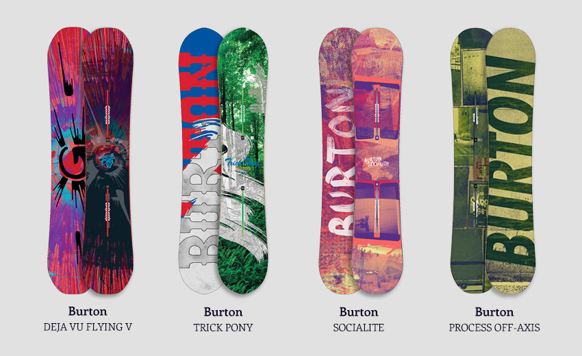 Demo Snowboards