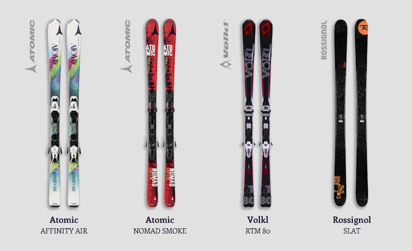 Performance Skis
